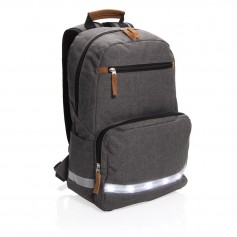 LED light 13 laptop backpack