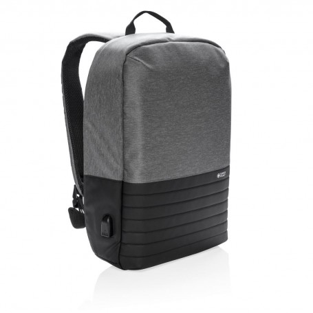 "Swiss Peak RFID anti-theft 15"" laptop backpack"