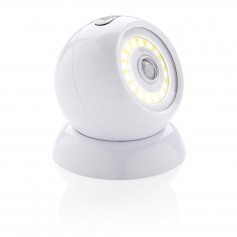 COB 360 light with motion sensor